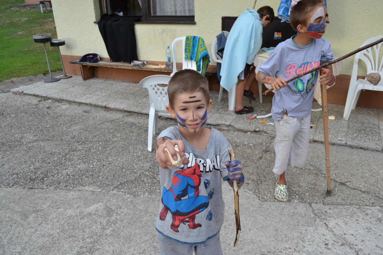 detské tabory