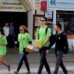 Dobrovoľníci vo Vranove n TOpľou